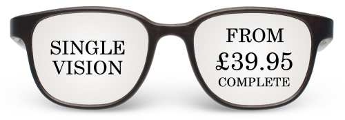 Single Vision From £39.95
