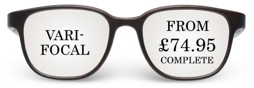 Varifocal Lenses From £74.95