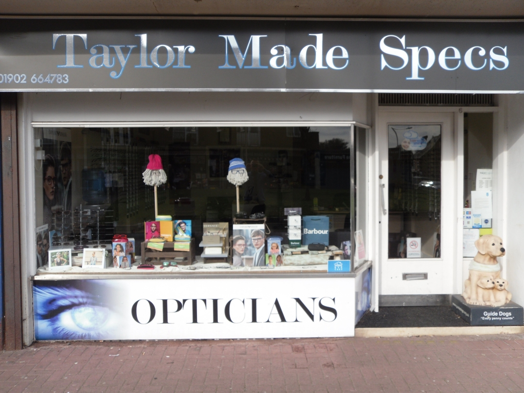 Taylor Made Specs Gornal