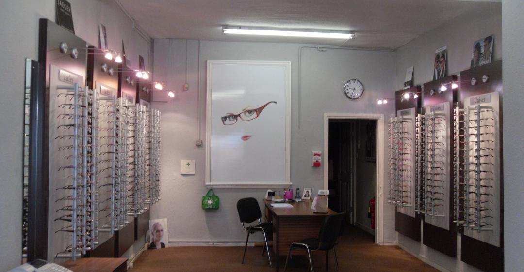 Taylor Made Specs Interior